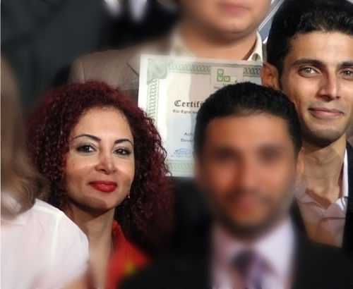 Rola Mahmoud & Ahmed Abbas